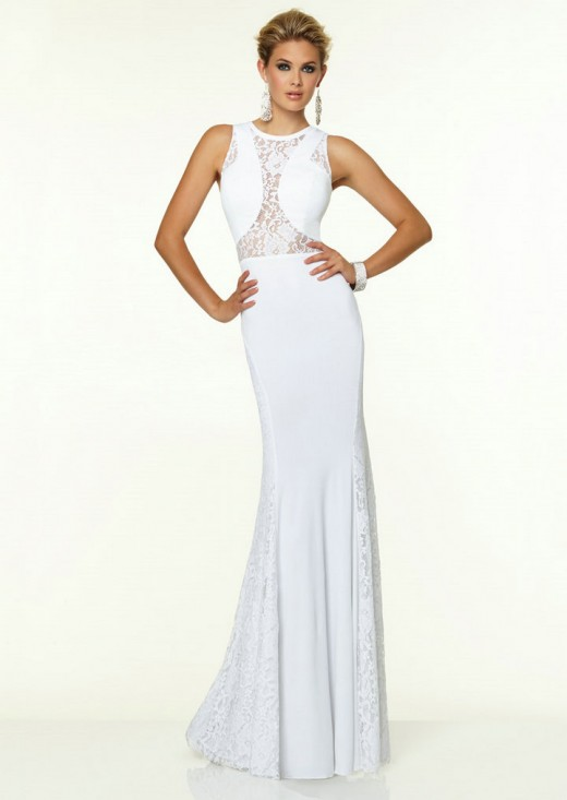 Alyce Wedding Dresses 77 Superb Simple Style Lace Sheer