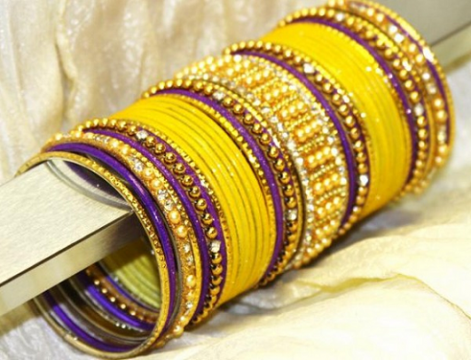 Women Eid New Bangles Design Collection 2015