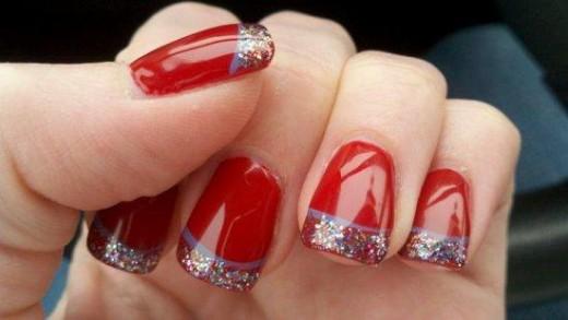 Beautiful Nail Art for Female 2016