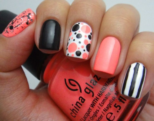 DIY Nail Art Designs for Youthful Girls