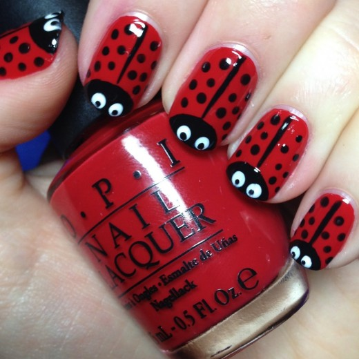 Fabulous Nail Arts Designs for Events 2016