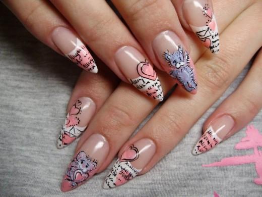Unique Nail Design Ideas for Latest Fashion