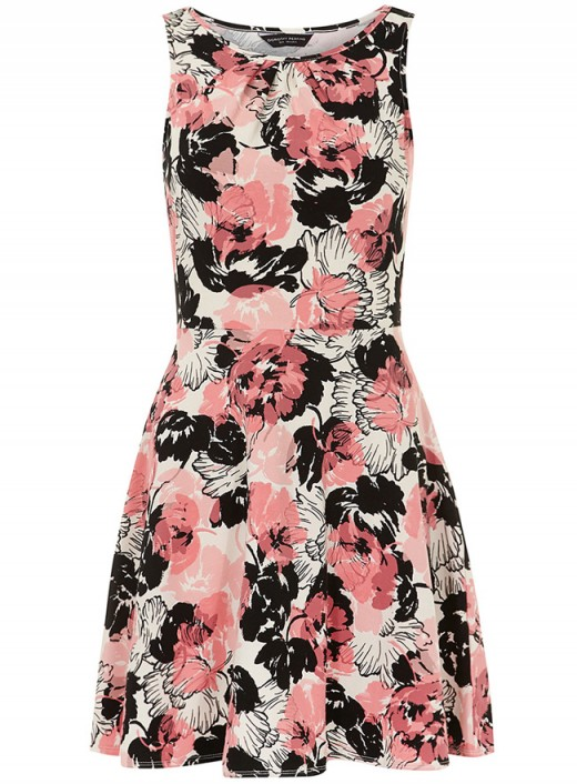 Great Floral Print Dresses For Spring 2016