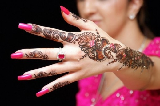 Latest Bridal Mehndi Designs for Wedding 2016