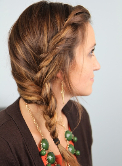 Best Messy Braid Hairstyles for Long Hair
