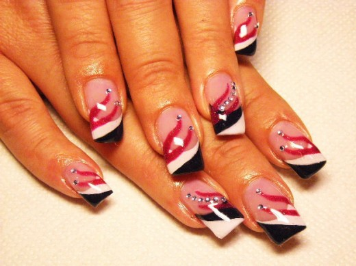 Fantastic Nail Art Pictures for Girls