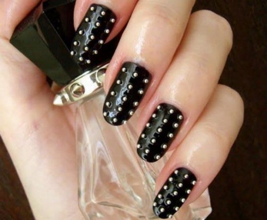 Latest Nail Painting Designs Pictures 2016