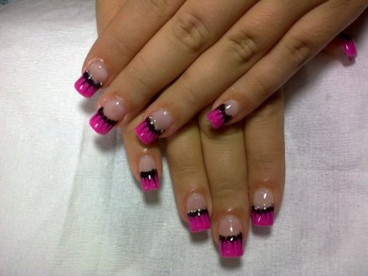 Outstanding Painting Nail Design Photos
