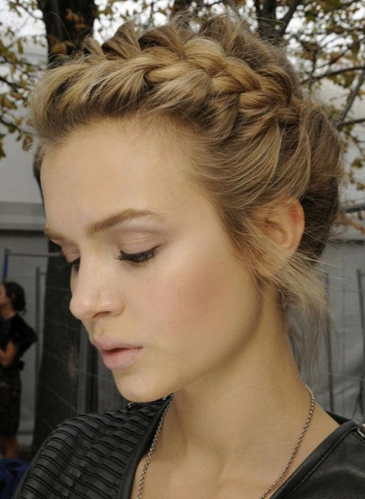 Great Women Braided Hairstyles for Short Hair
