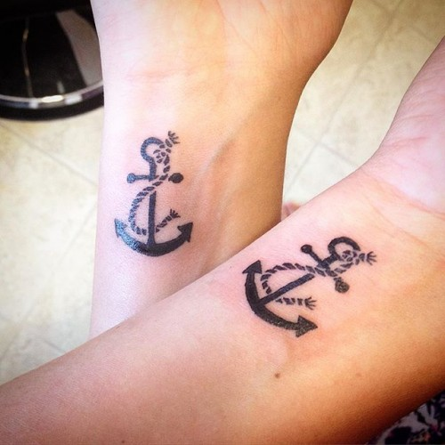 Cool Mother Daughter Tattoo Ideas