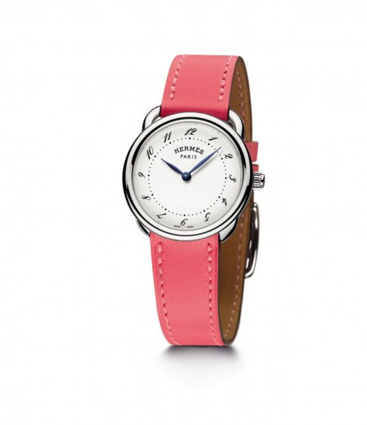 Pink Watch Ideas for Valentines Day Gift