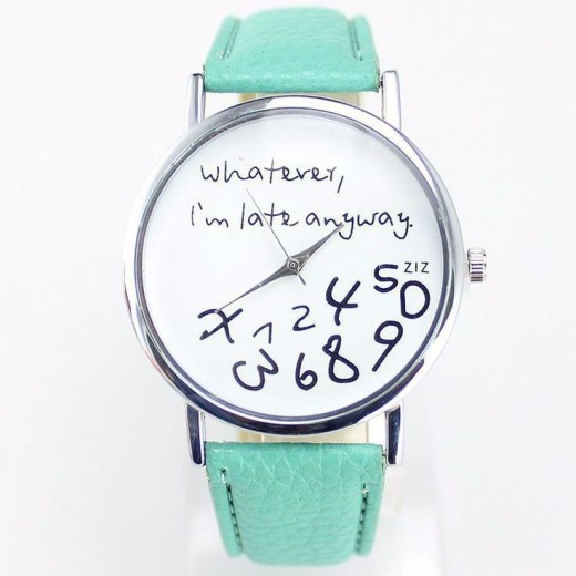 Pretty and Cute Youth Casual Watches Designs