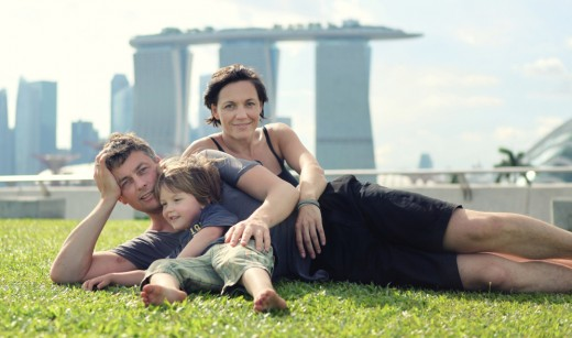 Singapore Family Photography Ideas